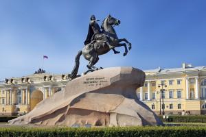 St Petersburg Bronze Horseman